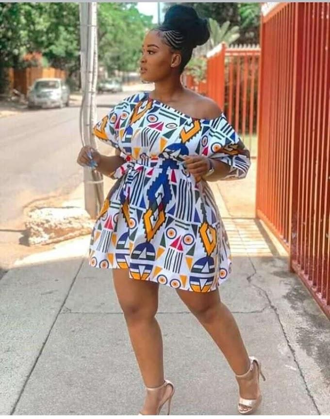 Inspiration short gown