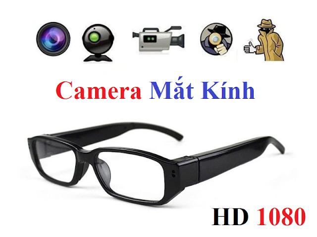 Camera ngụy trang WinTech Cam Mắt Kính Độ phân giải 2.0 MP