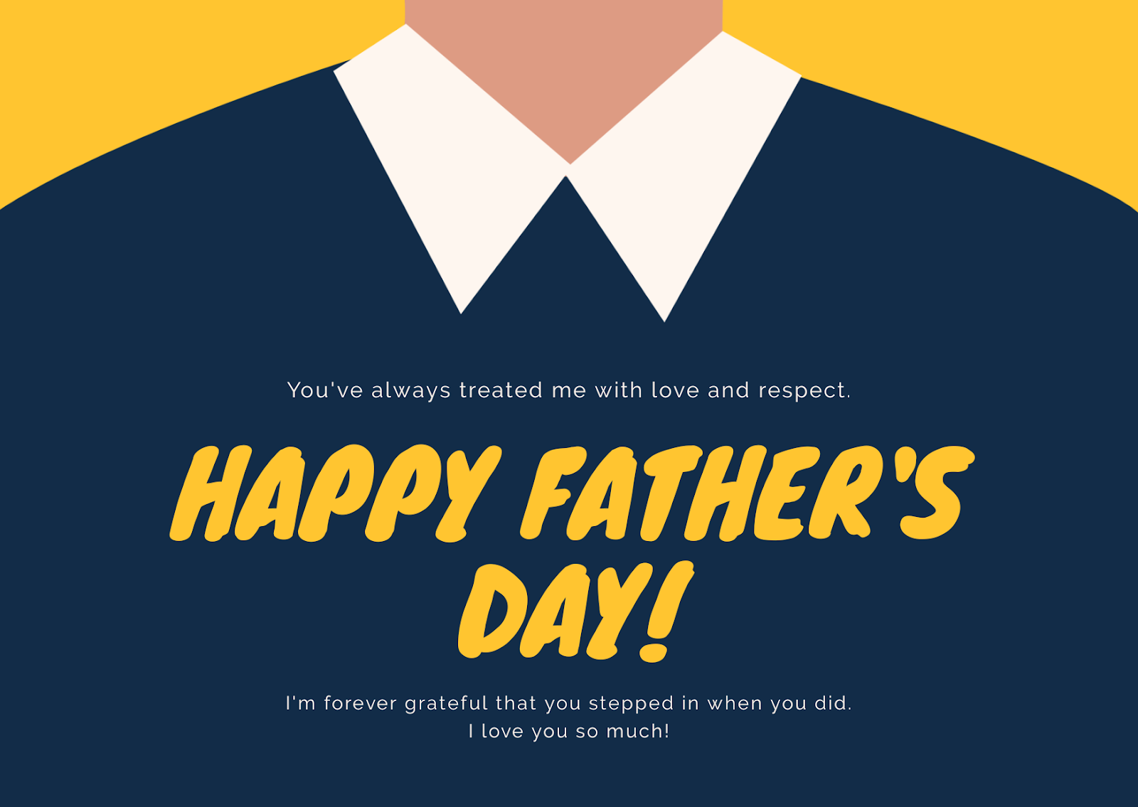 Happy fathers day wishes with quotes and images