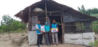 LPDI Aceh Utara Salurkan Paket Sembako Ramadhan | Aceh Utara