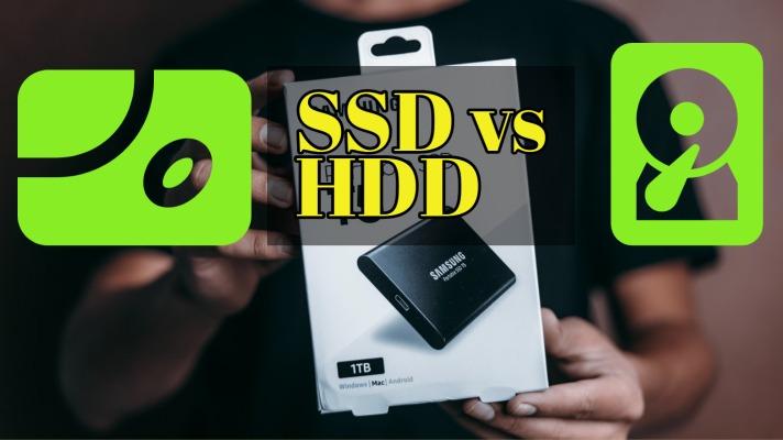 ssd vs hard drive