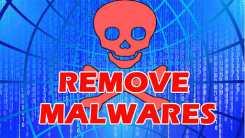 remove malwares