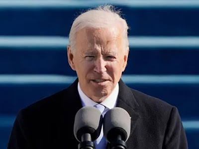 Biden hits golf course first time in presidency