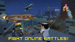 Block City Wars v6.7.1 Mod