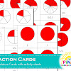 FREE Fraction Nomenclature Cards