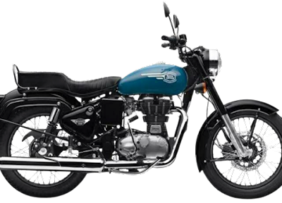 Royal Enfield Bullet 350 X - Homies Hacks