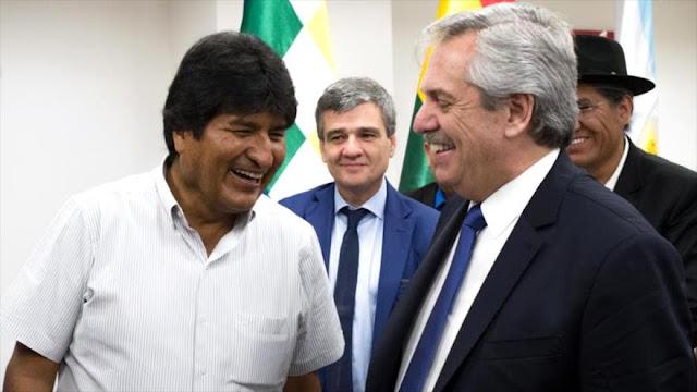 Argentina no extraditará a Morales y aumenta su custodia policial
