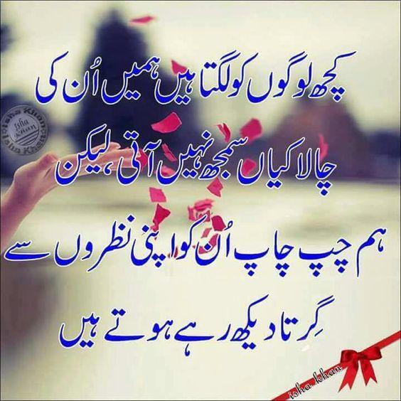 Meaning Of Warriors In Urdu Language: Sad Urdu Poetry Lovers
