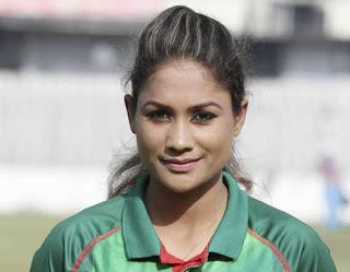 cricketer Jahanara Alam best picture