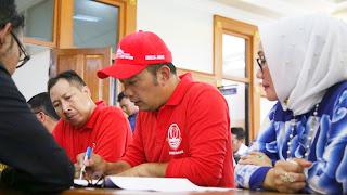 Tahun 2020 Alun - Alun Kejaksan Kota Cirebon Punya Wajah Baru