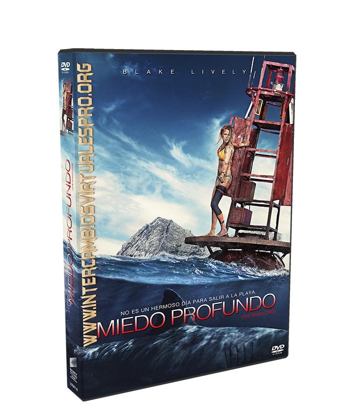 Miedo Profundo poster box cover