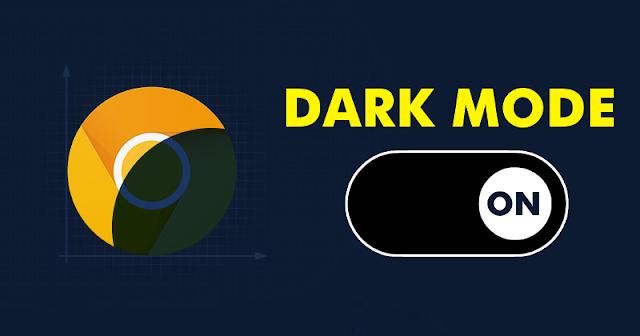 'Dark Mode' para o Chrome