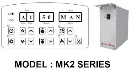 Tài liệu điện tử sevor moto Hohsing MODEL : MK2 SERIES