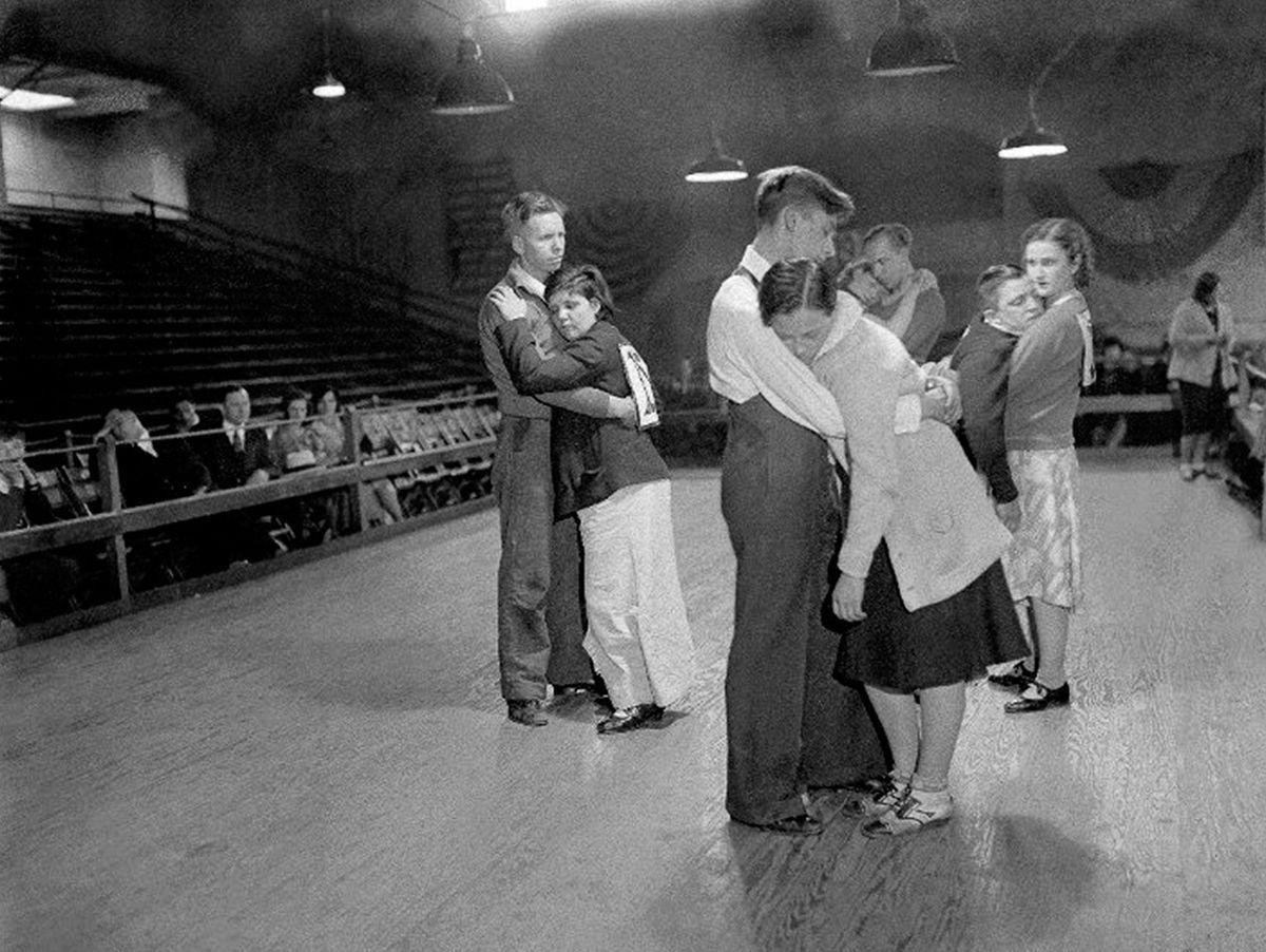 Dance Til You Drop Vintage Photographs Capture Dance