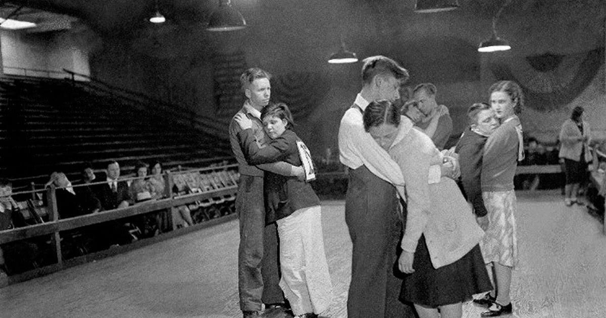 Dance 'Til You Drop: Vintage Photographs Capture Dance