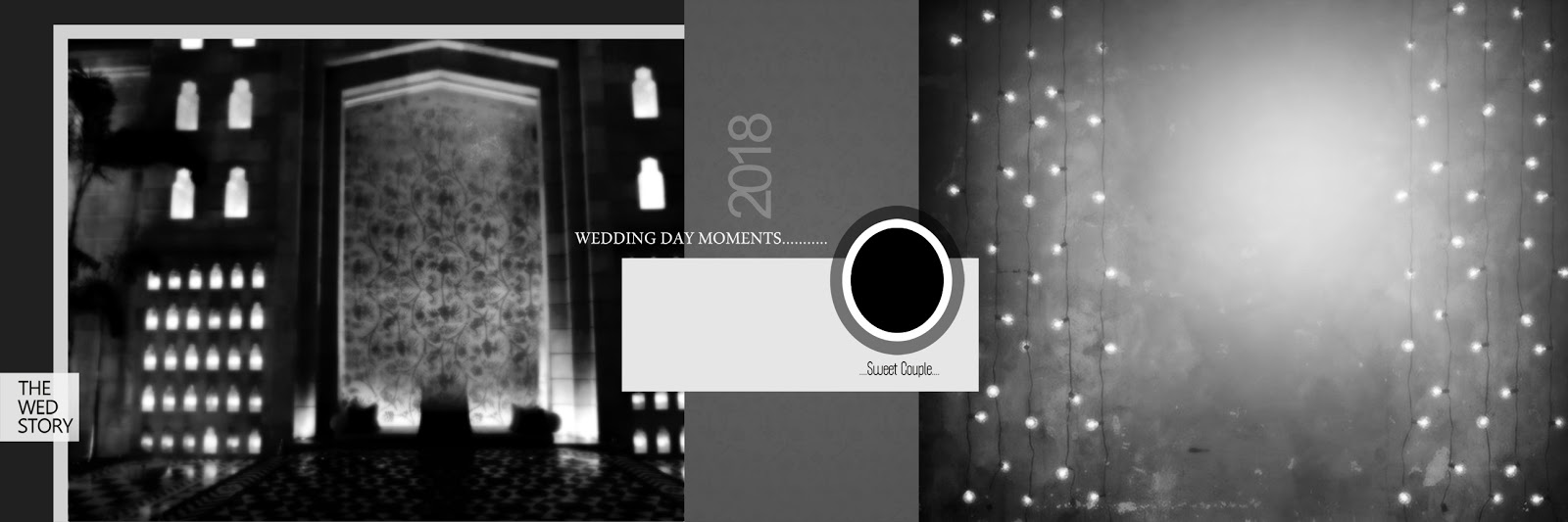 PSD WEDDING PHOTO ALBUM DESIGN TEMPLATES: 2018 Photoshop background ...