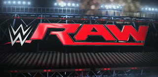 The Logo used for WWE Raw programming