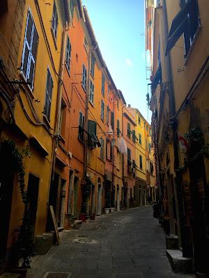 Village de Portovenere en Italie