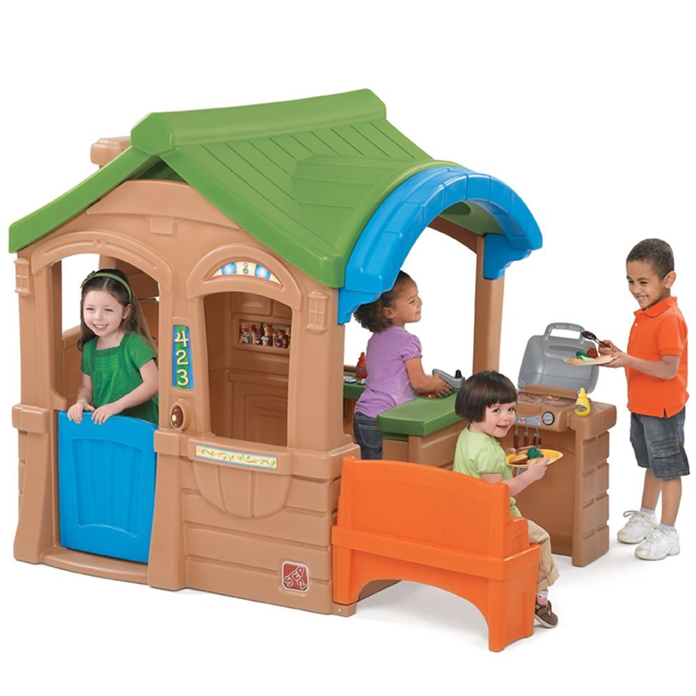 Little Tikes Outdoor Kitchen Total Fab Kids Outdoor Play Kitchens And Toy Grills