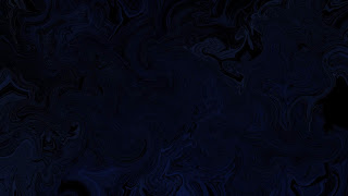 Night Seashore consist of blue and black color - Abstract Wallpaper Art With Black or Dark Color - Collection