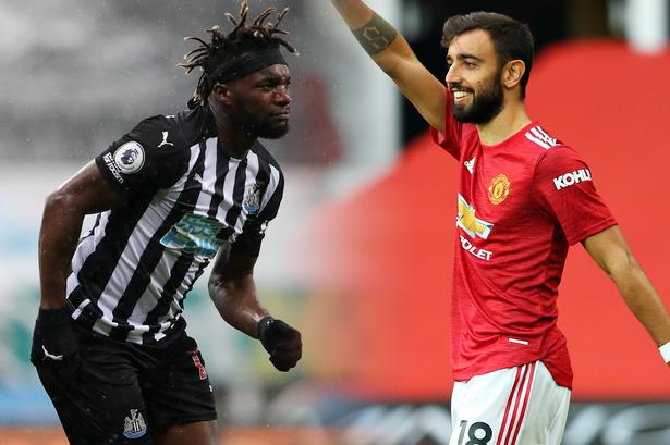 Man Utd Player rating vs Newcastle United - ManUtdFC Blog