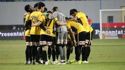 اهداف مباراة الانتاج الحربي ومصر المقاصة (2-1) الدوري المصري