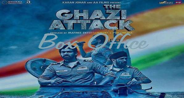 The Ghazi Attack Box Office Collection Report