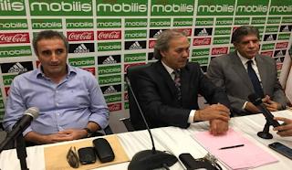 5 عقبات تؤرق ماجر قبل ظهوره الأول مع الجزائر