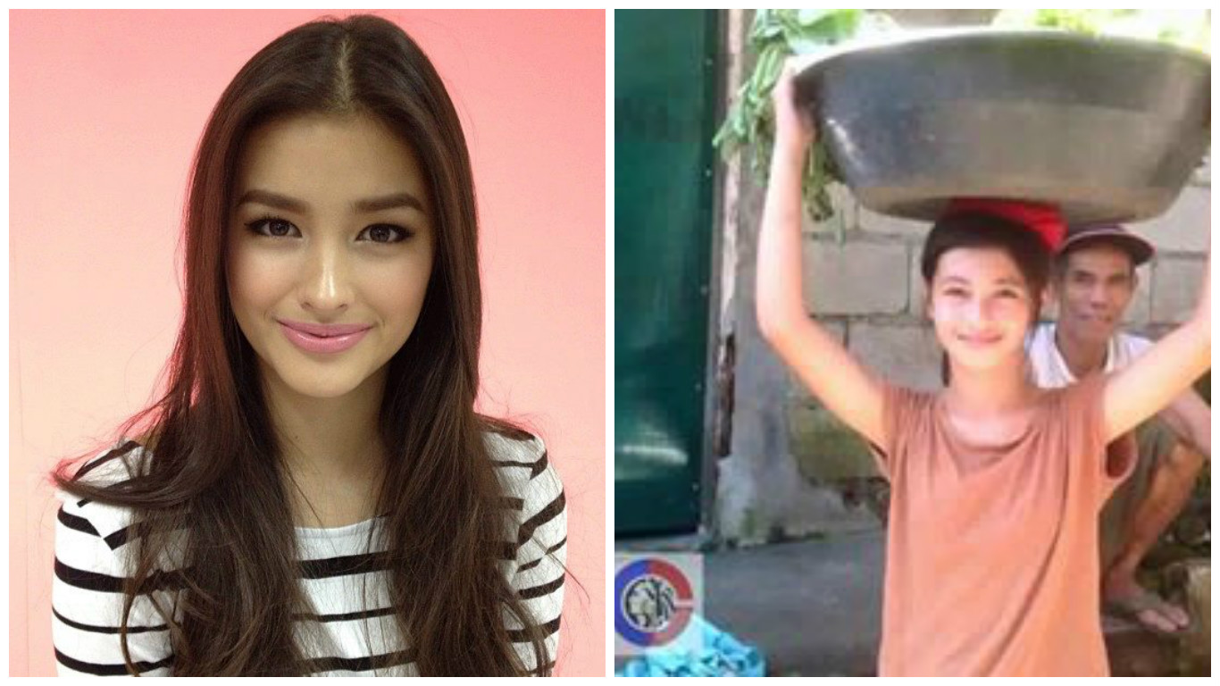 """Gulay Girl"" of Olongapo City is Liza Soberano's look-alike"