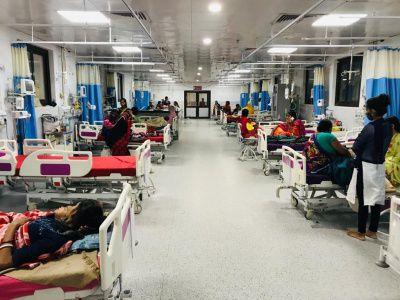 कोरोना के बाद बच्चों के बीच वायरल बुखार ने बढ़ाई सरकार की चिंता