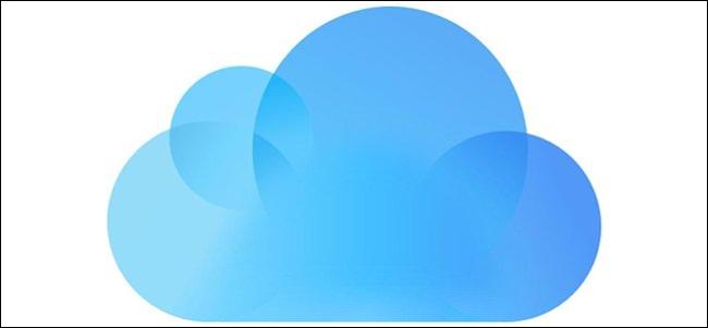 شعار iCloud.