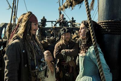 Piratas do Caribe: A Vingança de Salazar/Divulgação Disney/Buena Vista