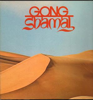 Gong  - 1975 - Shamal