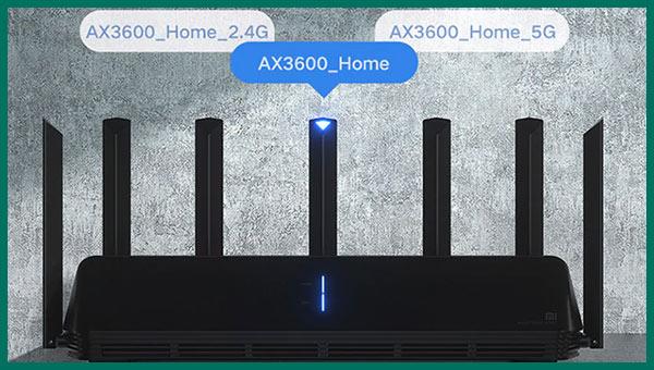 جهاز Xiaomi AIoT Router AX3600 روتر