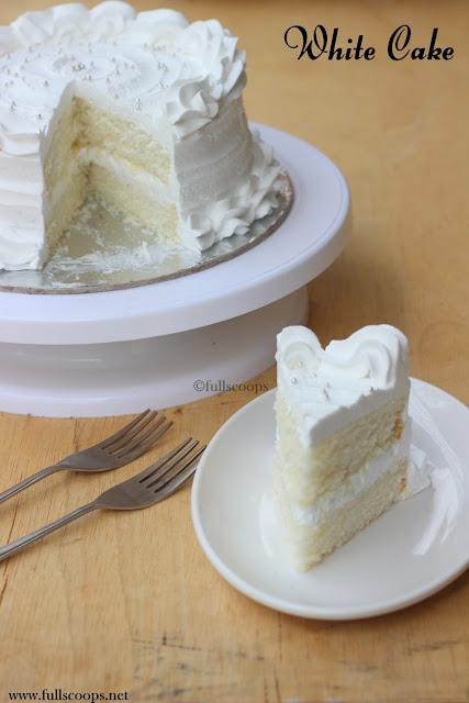 Clear Cake Icing Recipe