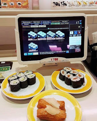 Genki Sushi Tokyo