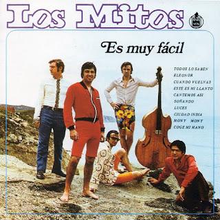 Los Mitos - Es Muy Fácil (Álbum) 12 Canciones
