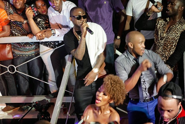 15 Pics: Davido, Mafikizolo, Kcee,Sound Sultan @Tchelete video launch