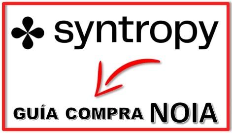 Cómo y Dónde Comprar SYNTROPY (NOIA) Criptomoneda