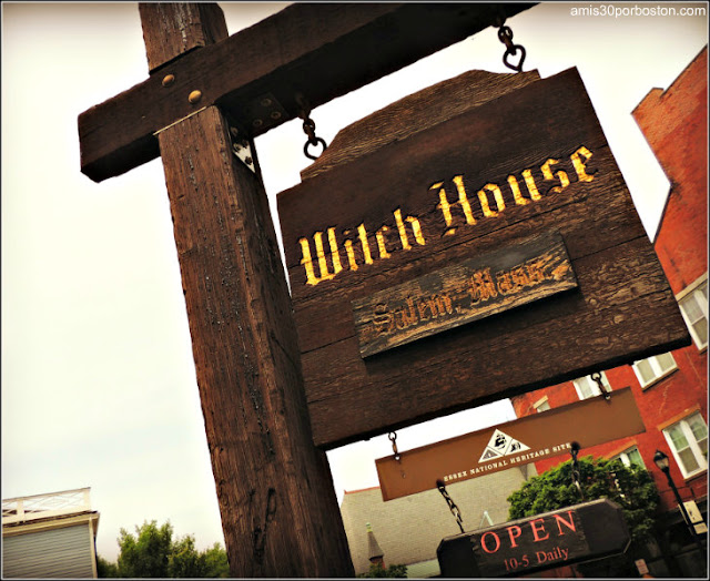 The Witch House - The Jonathan Corwin House