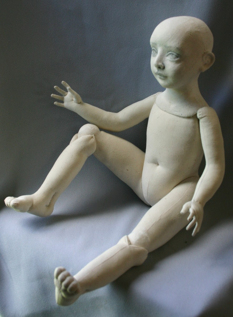 Susie Mcmahon Dolls The Problem Of Joints