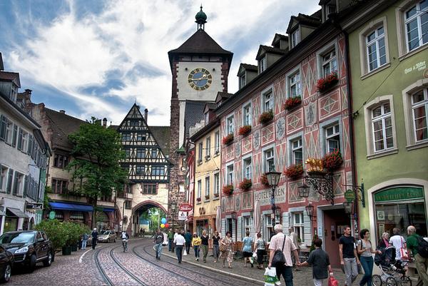 Friburgo de Brisgovia (Alemania)