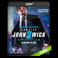 John Wick 3: Parabellum (2019) HDRip 720p Audio Dual Latino-Ingles