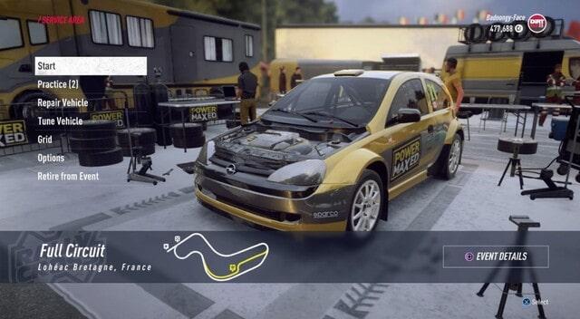 Dirt Rally 2.0 Repack Screenshots