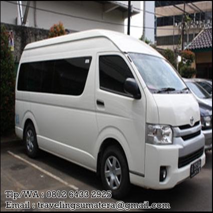 Rental Toyota Hiace Medan