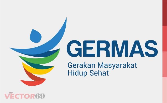 Logo GERMAS (Gerakan Masyarakat Hidup Sehat) - Download Vector File PDF (Portable Document Format)