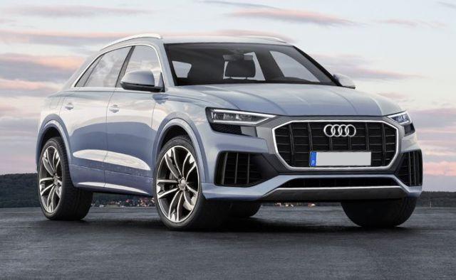 2018 Audi Q4 Data Di Uscita Prezzo Novit 224 Auto
