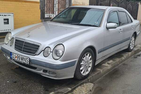 Mercedes E Class Craiova