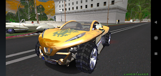 Peugeot Buggy Hoggar Concept for Gta Sa Android