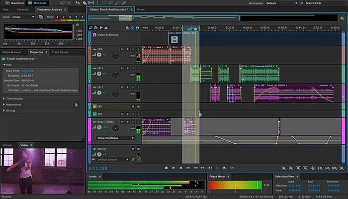 Adobe Audition CC 2015 Full Version